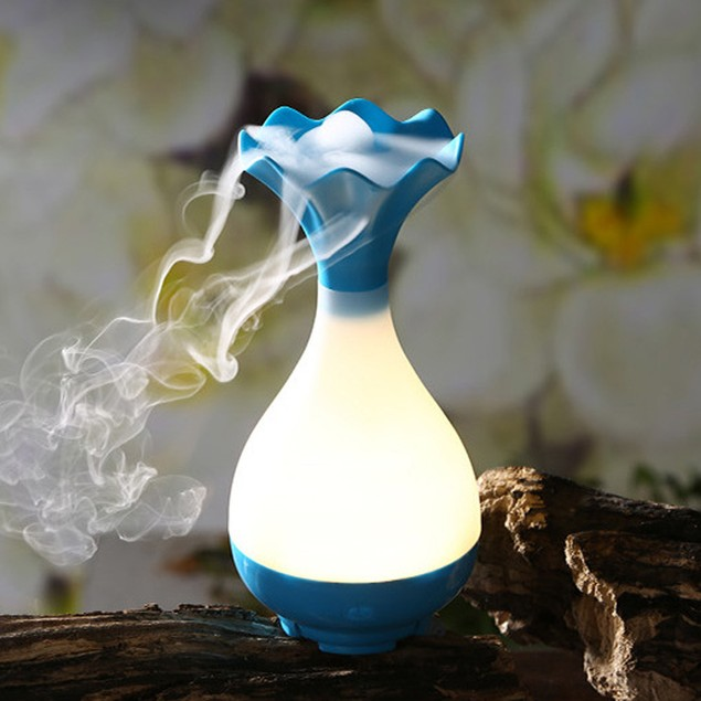 Ultrasonic Home Aroma Humidifier Air Diffuser Purifier Atomizer Gr